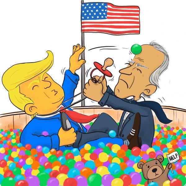Marktupdate_2020_40_Bällebad_Trump_Biden